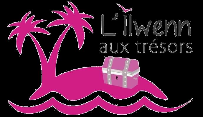Logo L'Îlwenn aux trésors