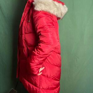 Doudoune ZIG ZAG avec capuche et fourrure amovible