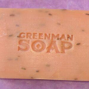 """Savon """" Greenman Soap """" visage et corps"""