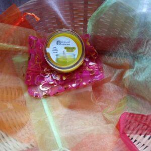 Bougie à la citronnelle anti – moustique